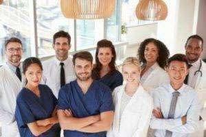 AHA CPR BLS Certification Team